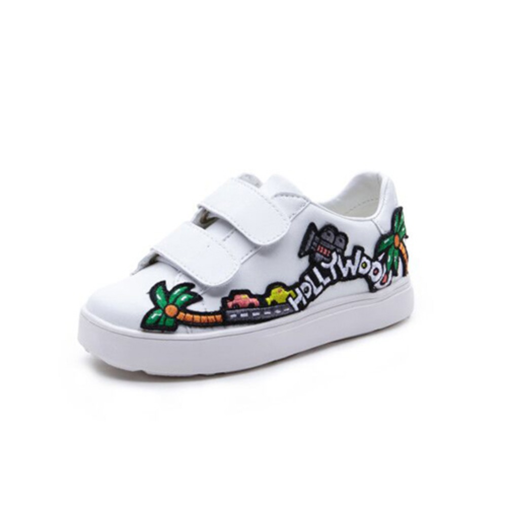 Kids' Shoes 83072C WHITE