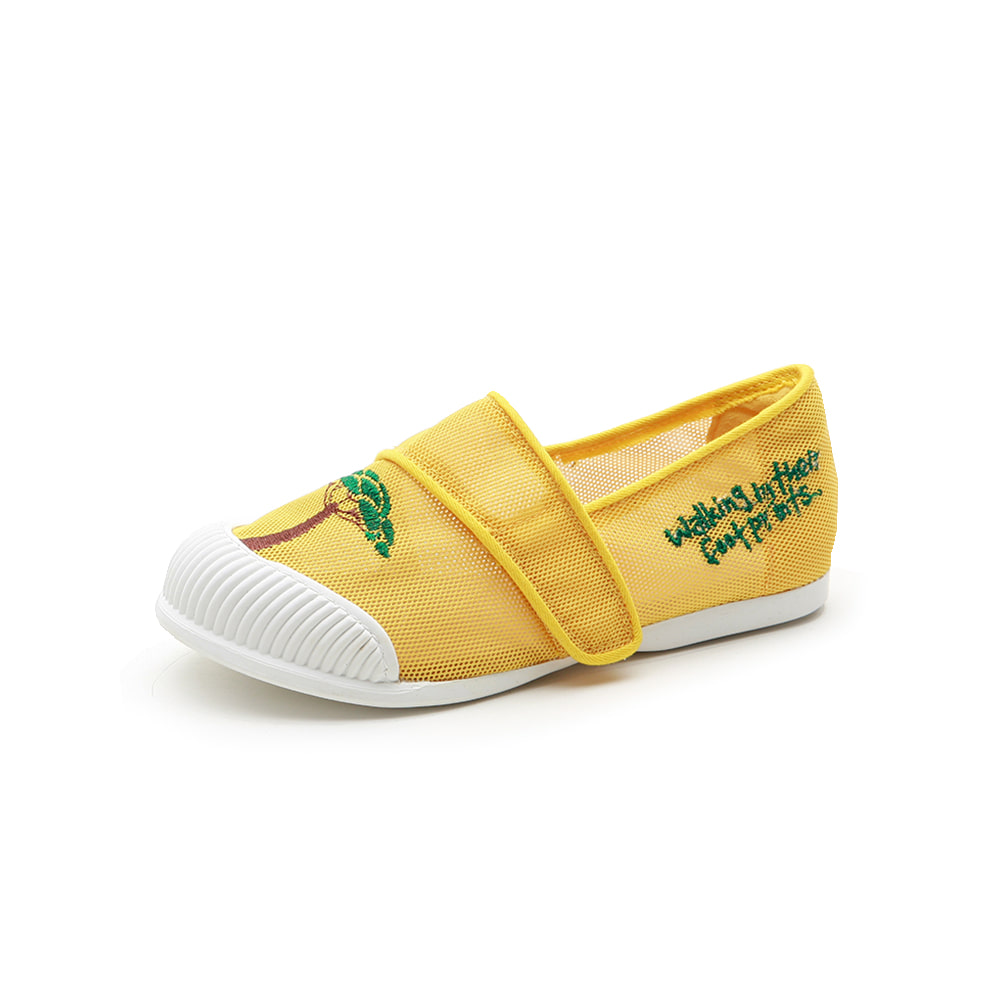 Kids' shoes 63170C YELLOW