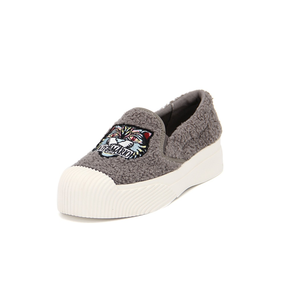 Women's Wool Slip-On 65069W GREY