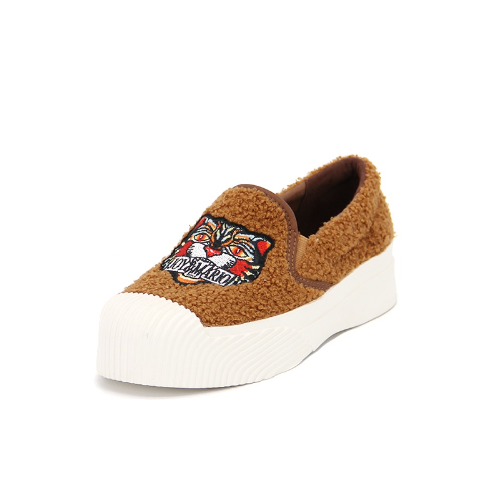 Women's Wool Slip-On 65069W CAMEL