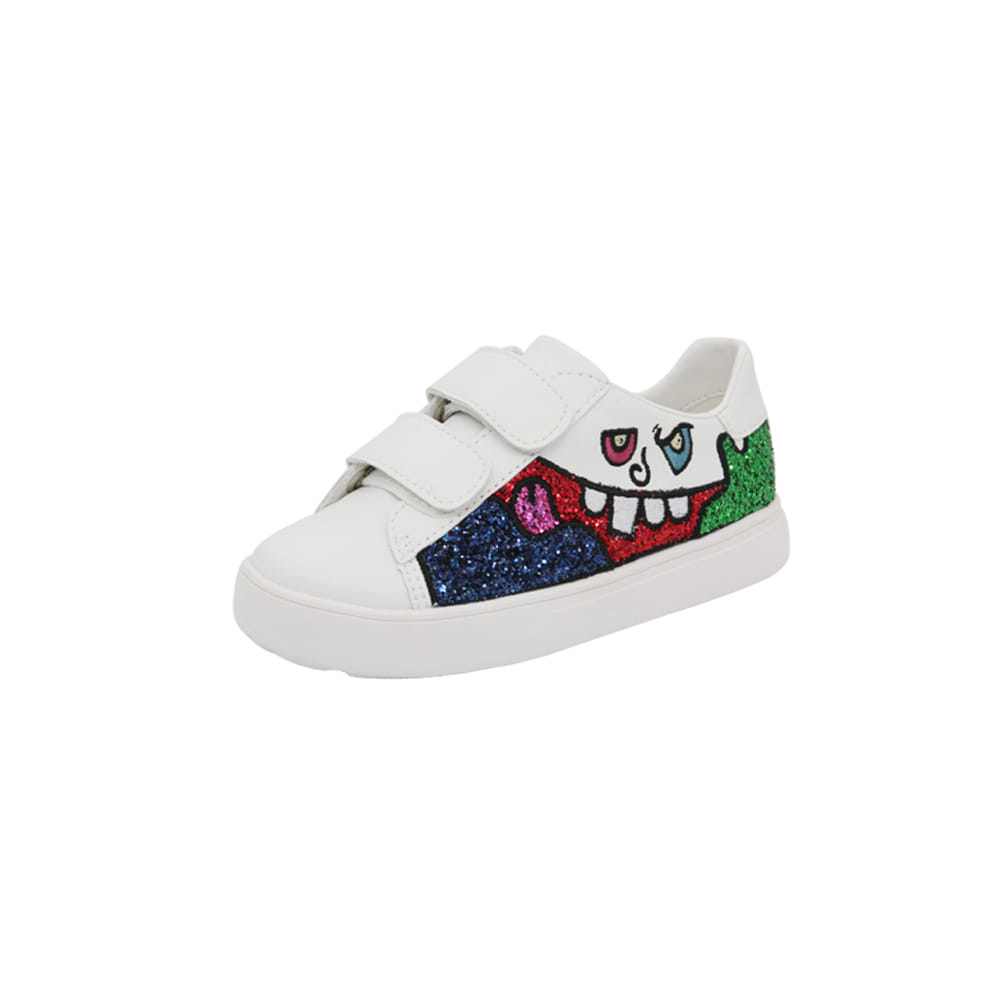 Kids' Shoes 83073C WHITE